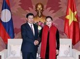 Approfondissement de la coopération Vietnam - Laos
