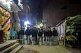 Le président égyptien inaugure une cathédrale après un nouvel incident anti-copte