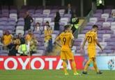 Coupe d'Asie de football: l'Australie battue d'entrée par la Jordanie