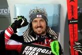 Ski: Marcel Hirscher de retour en force