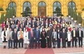 Des bailleurs de fonds pour les enfants reçus à Hanoï