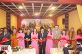 Un Centre culturel bouddhique des Vietnamiens en République tchèque