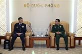Renforcement de la coopération Vietnam - Japon dans la défense