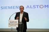 UE: fortes menaces sur la fusion Alstom/Siemens