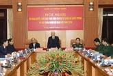 La Commission militaire centrale définit les tâches pour 2019