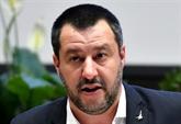 Italie: Salvini contre la suspension des matchs de foot après les cris racistes