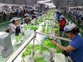 La valeur des exportations de Hanoï en hausse de 21,6% en 2018