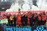 La FIFA reconnaît le record de 18 matches sans défaite de l'équipe du Vietnam