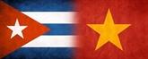 Inauguration de l'école d'amitié Cuba - Vietnam à Santiago
