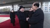 La Corée du Sud salue la visite de Kim Jong Un en Chine