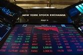 Wall Street en hausse pour la troisième séance de suite