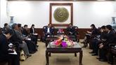 Les Thaïlandais souhaitent promouvoir la coopération avec Thai Nguyên