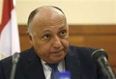 L'Égypte demande les progrès politiques de la Syrie