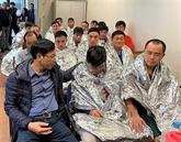 Hong Kong: aide en faveur des sinistrés de l'incendie d'un pétrolier
