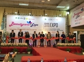 Exposition internationale Beautycare à Hanoi