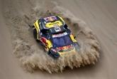 Dakar: Sébastien Loeb remporte la 2e étape