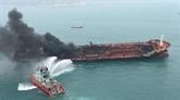 L'incendie d'un pétrolier: le Vietnam applique les mesures de protection des citoyens