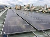 La ville de Dà Nang promeut le développement de l'énergie solaire