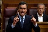 Sanchez lance sa campagne pour législatives en garantissant la stabilité