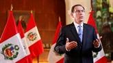 Le président péruvien dissout le Congrès