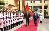 Le Vietnam et la R.Tchèque coopèrent dans la lutte anti-criminalité