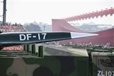 La Chine dévoile ses missiles conventionnels Dongfeng-17