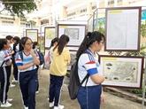 Exposition sur Hoàng Sa et Truong Sa à Long An