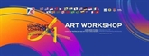 Hanoi Art Connecting 2019 va attirer 140 artistes de différents pays