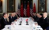 Les négociations États-Unis - Chine se compliquent encore