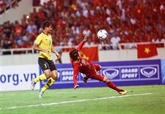 Éliminatoires asiatiques du Mondidal-2022 : le Vietnam bat la Malaisie