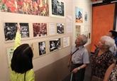 Deux expositions en l'honneur du 65e anniversaire de la libération de Hanoï