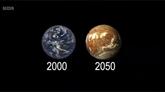 La planète bleue ou la planète morte ?