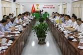 Cân Tho veut promouvoir la promotion du commerce sur les marchés étrangers