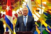 Message de félicitations aux dirigeants de Cuba