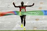 Marathon : Kipchoge s'est élancé pour pulvériser la barre des deux heures