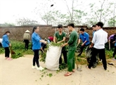 Déploiement d'un projet de tri et de traitement des déchets à Quang Ngai