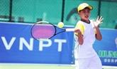 Ouverture des Championnats de tennis U14 d'Asie de Dà Nang 2019 - Groupe A