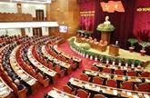 Le 11e plénum du CC du Parti remplit son programme de travail fixé
