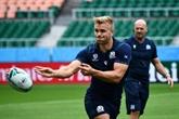 Mondial de rugby : Japon - Écosse sera joué comme prévu