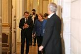 Macron et Merkel appellent la Turquie à cesser son attaque