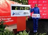 Marathon : Kosgei explose le record du monde féminin