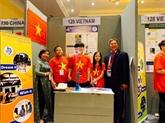 Le Vietnam remporte deux médailles dor du concours IYIA 2019