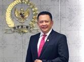 Le Vietnam félicite la nouvelle direction du Parlement de l'Indonésie