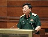 Une délégation militaire vietnamienne de haut rang en visite de travail dans l'UE
