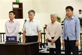 L'ex-dirigeant de Vinashin condamné à une peine plus sévère