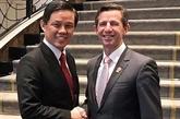 Singapour et Australie visent à un accord sur l'économie numérique