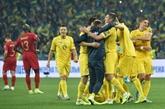 Euro-2020 : l'Ukraine qualifiée après son succès devant le Portugal de CR700