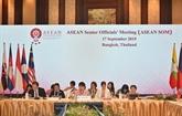 La Thaïlande se prépare au 35e Sommet de l'ASEAN prévu en novembre