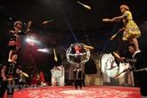 Ouverture du Festival international du cirque 2019
