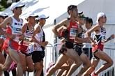 JO-2020 : le marathon et la marche devraient quitter Tokyo pour fuir la chaleur